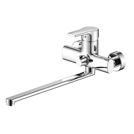 H00402704061 Chrome Single Lever Bath Shower Mixer bathroom faucets