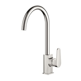 H0040180305 Chrome 1-handle Deck Mount  kitchen faucets