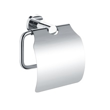 H003042050CP Chrome Single Post Paper Holder, Wall Mounted  bathroom accessories