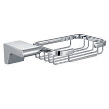 H003043160ACP Chrome Soap Basket, Zinc Alloy Construction Wall Mounted  bathroom accessories