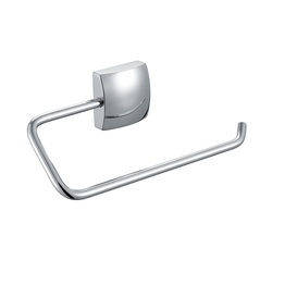 H003046640CP Chrome Towel Ring, Wall Mounted, Solid Brass bathroom accessories