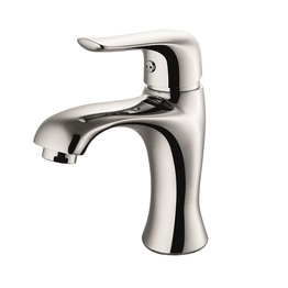 H0040283701 Chrome 1-Handle Single Hole Bathroom Sink Faucet  bathroom faucets