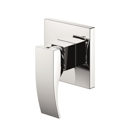 H0040283809 Chrome Single Lever Wall-mounted Shower Valve Mixer without Diverter bathroom faucets