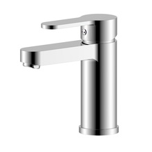 H0040170701 Chrome 1-Handle Single Hole Bathroom Sink Faucet  bathroom faucets