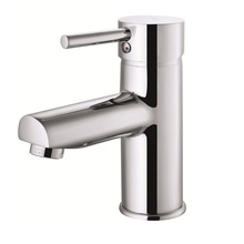 H0040171101 Chrome 1-Handle Single Hole Bathroom Sink Faucet  bathroom faucets