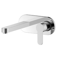 H00402707013 Chrome 1-Handle Wall-mounted Bathroom Sink Faucet  bathroom faucets