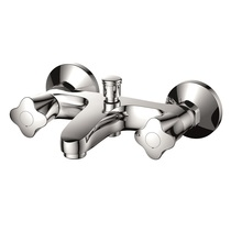 H00402908031 Chrome 2-handle Bath Shower Mixer bathroom faucets