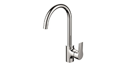 Household Kitchen Faucets Design tends to pay more and more attention to Water-saving performance