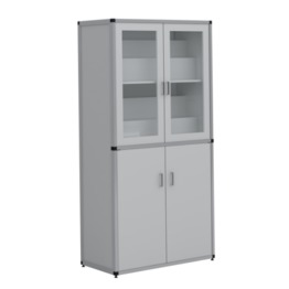 Alloy Aluminium Wood Air Exhuasting Chemical Cabinet