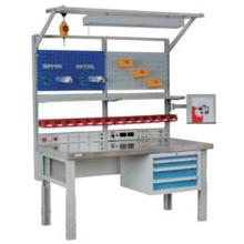Manual Height Adjustable Workbench Industry Workstation