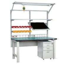 B Series Fixed Height Heavy Duty Workbench with Tool Cabinet