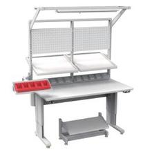 Electrical Height Adjustable Workbench Industry Workstation