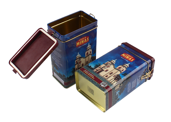 Irregular Tin Boxes