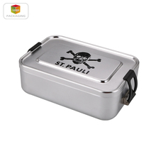 aluminum lunch box gift tin boxes aluminum case