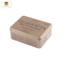 health product packaging tin box metal tin box square tin box