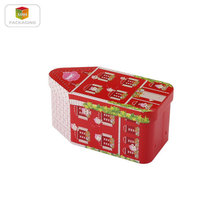 house shape tin box candy tins cute tin gift boxes