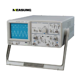 MOS-620,20MHz Dual Channel Analog Oscilloscope