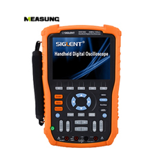 SHS1062,60MHz Isolated Channels Handheld Scopemeter