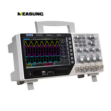 dso4104b 100mhz 4 channel stockage digital oscilloscope
