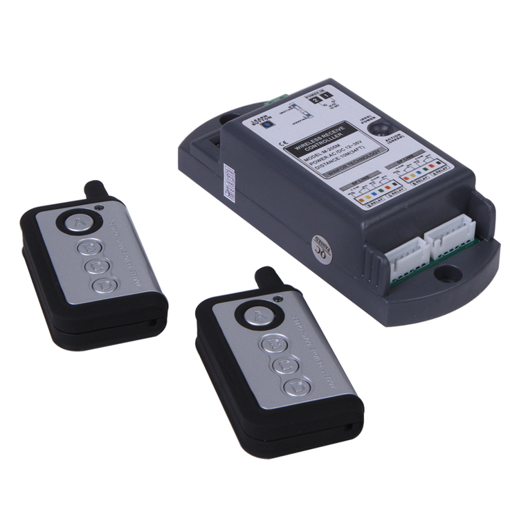 M-205M	Four channel remote controller