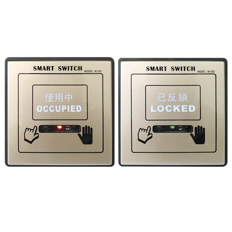 M-252 Double Lock switch