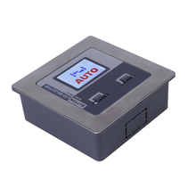 M-241 Five files button LCD switch