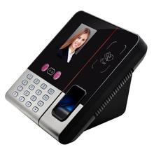 M-630 High Quality Face and Fingerprint recognition time attendance system
