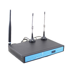 4G LTE Dual sim Active Standby Failover Router VPN Function