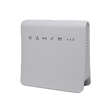 High speed wireless 3G 4G IDU cat4 indoor CPE router with SIM card slot