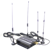 Highly reliable industrial 3g LTE wireless MIMO router