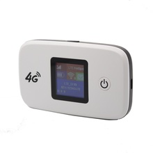 3G 4G LTE wireless hotspot portable router with sim card slot