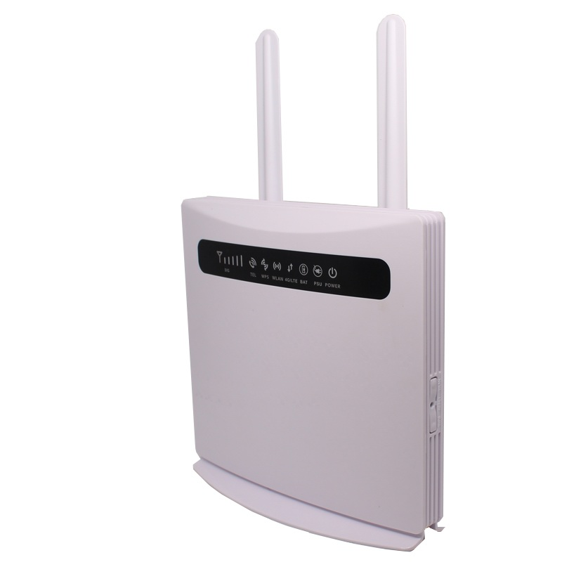 4G TDD FDD indoor wifi TR069 voice cpe router with VoLTE VOIP