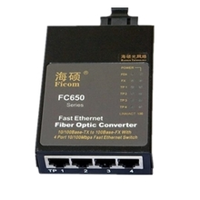 FC650M 100M Managed Media Converter