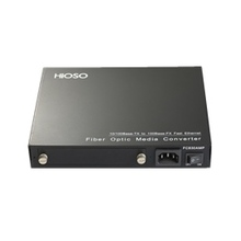 FC830AMP 1FE + 1SC Managed Media Converter