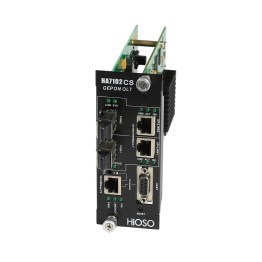 HA7102CS 2-PON OLT Module Card