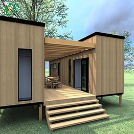 Granny Flats & Cabins - Mecano Sheds and Kit Homes