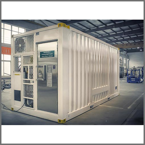 20ft modified container office