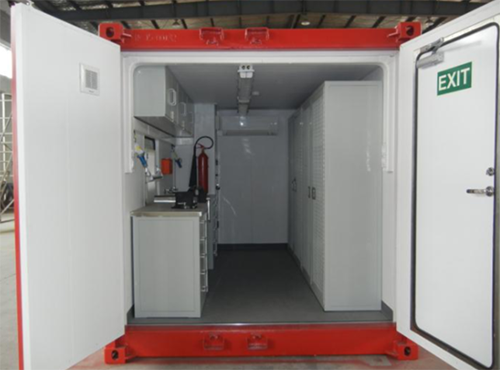 Explosion Proof Container House DNV 2.7