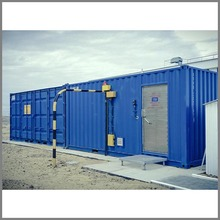 Exlosion Proof Container House SIP H2S Protection Shelter