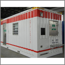 Explosion Proof Container House Offshore Pressurized Module
