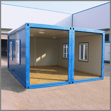 20ft 40ft container office cabin kit flat pack container house