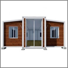 Cheap 20ft 40ft sandwich panel expandable container house Philippines Australia Malaysia