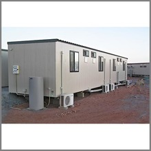 Low cost 20ft container house fire proof modified container office Malaysia Australia Philippines