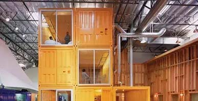 Pallotta TeamWorks' Creative Container Office
