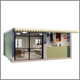 Restaurant Buildings | Palomar Modular Buildings