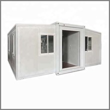 Standard quick assembly expandable container house Australia Malaysia Philippines