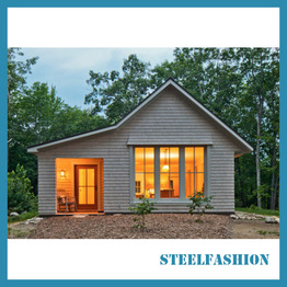 Light Steel Structure Mobile Modular Homes / Foldable Small Modular Prefab House