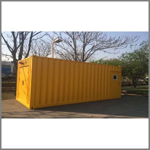 Explosion Proof Container House Offshore Workshop Cabin