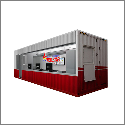 High Quality Explosion Proof Container House Offshore House Offshore Workhouse