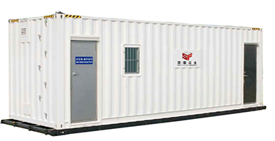Our Explosion Proof 40feet Container Gas Portable Fueling Station has send to our Malaysian customer